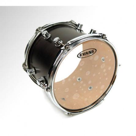 Evans TT06HG Hydraulic Clear 6 Inches Drumhead