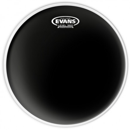 Evans TT08CHR 8 Inches Drumhead Black Chrome