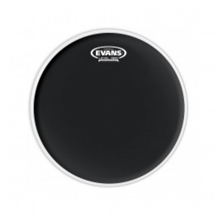 Evans TT08HBG Hydraulic Double Ply Black 8 Inches Drumhead