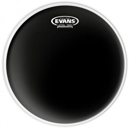 Evans TT10CHR 10 Inches Drumhead  Black Chrome