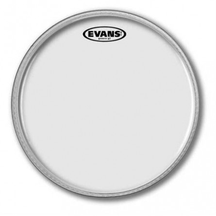 Evans TT12G2 Genera G2 Double Ply Clear 12 Inches Drumhead