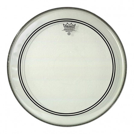 Remo P3 1322 C2 Bass Powerstroke 22 Inches Head