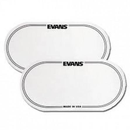 Evans EQ Patch Double Pedal Clear EQPC2