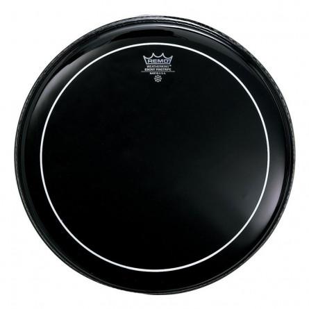 Remo ES0610PS Ebony Pinstripe Drum Head 10 Inches