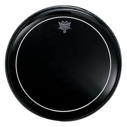Remo ES0612PS Ebony Pinstripe Drum Head 12 Inches