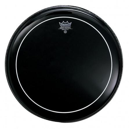Remo ES0614PS Ebony Pinstripe Drum Head 14 Inches