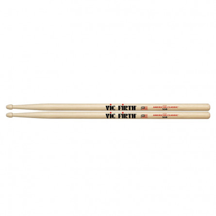 Vic Firth American Classic Extreme Drumsticks X5B Wood Tip