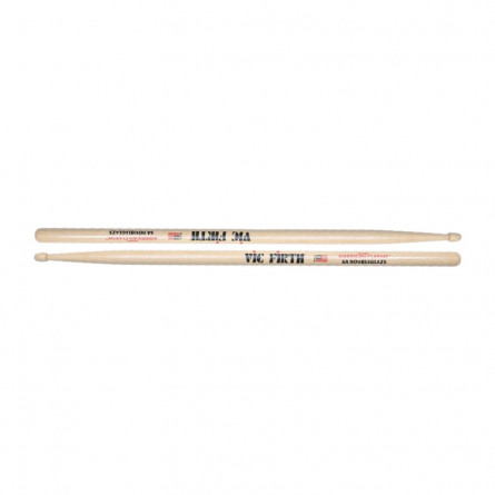 Vic Firth 5ADG American Classic Double Glaze Double Coat of Lacquer Finish