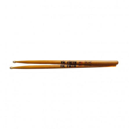 Vic Firth SDW2 Signature Series Dave Weckl Evolution Drum Stick with Wooden Tip
