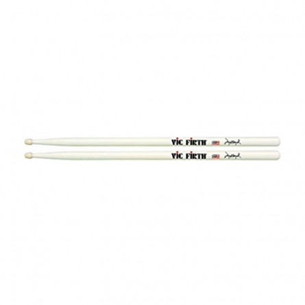 Vic Firth SJM Signature Series Jojo Mayer Drum Stick with Wooden Tip