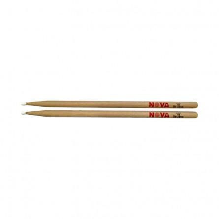 Vic Firth N5BN NOVA Drum Stick with Nylon Tip