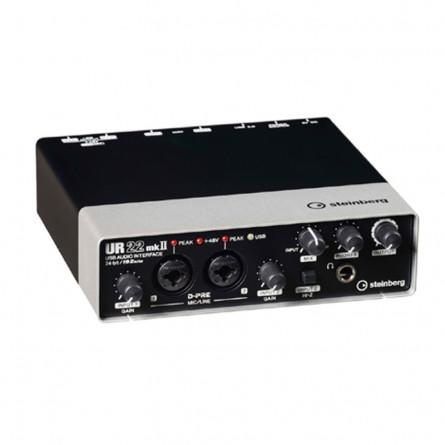 Steinberg UR22 Mk2 USB Audio Interface
