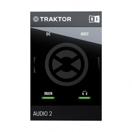 Native Instruments Traktor Audio 2 MK2 Controller