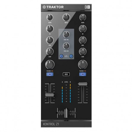 Native Instruments Traktor Kontrol Z1 DJ Mixer