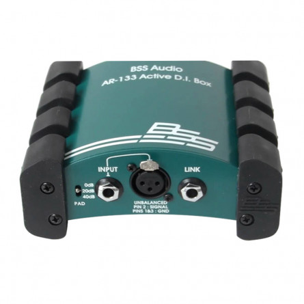 BSS Audio AR133 Active DI Box
