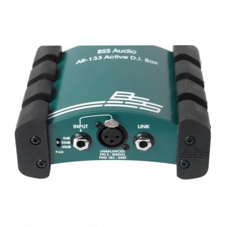 BSS Audio AR133 Active DI Box