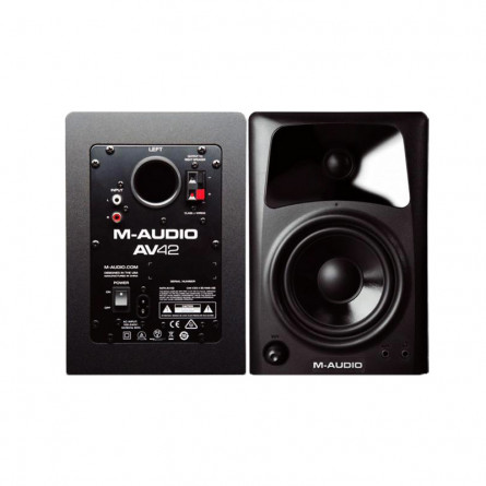 M Audio Studiophile AV42 Studio Monitor Pair