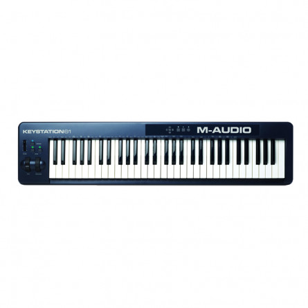 M Audio Keystation 61 II Midi Controller