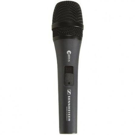 Sennheiser E 815 SC Cardioid Dynamic Vocal Microphone