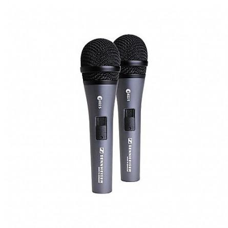 Sennheiser E 822 SC Cardioid Dynamic Vocal Microphone
