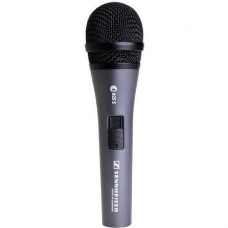 Sennheiser E 825 S Handheld Cardiod Dynamic Microphone