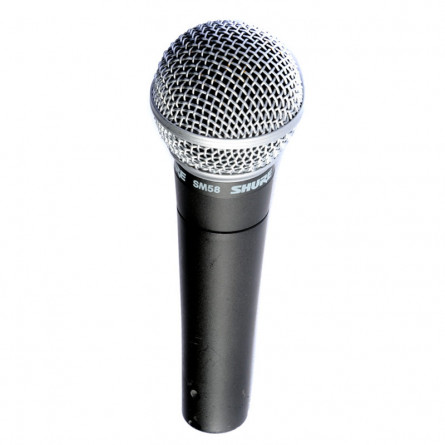 ShureSM58S Vocal Microphone