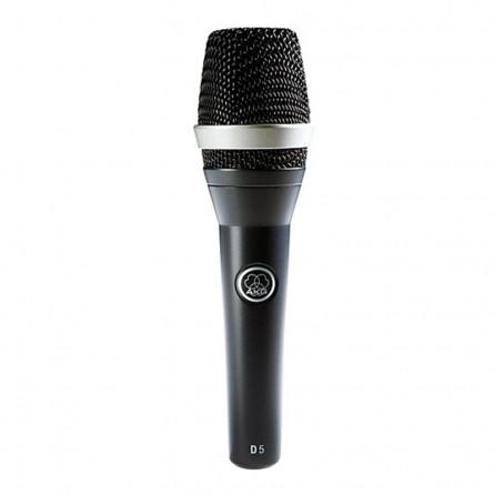 AKG D5 Supercardioid Handheld Dynamic Microphone