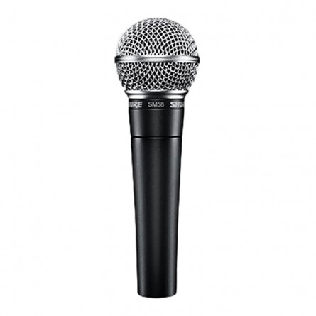 Shure SM58 LC Cardioid Vocal Microphone