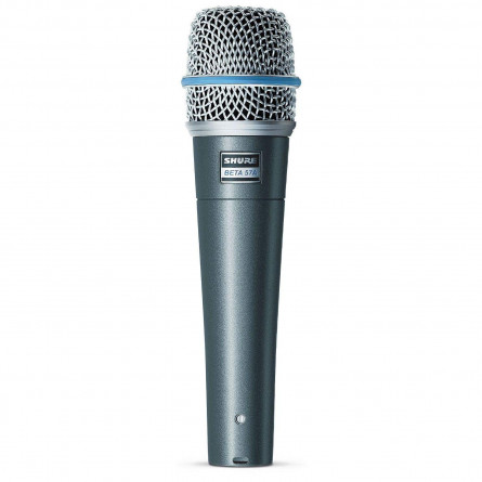 Shure BETA 57A Supercardioid Dynamic Microhone