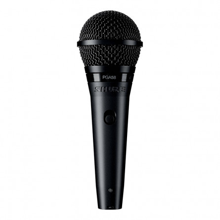 Shure PGA58 LC Cardioid Dynamic Vocal Microphone