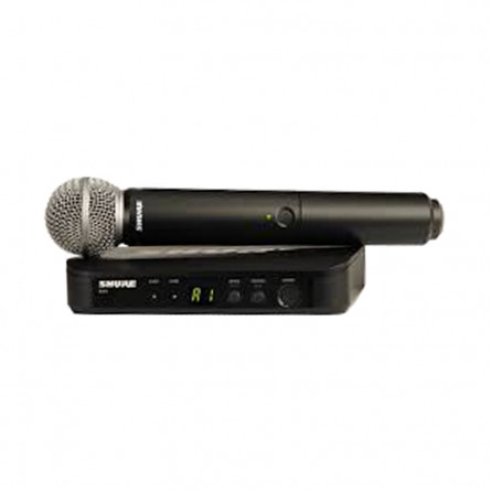 Shure BLX24/SM58 Wireless Vocal Microphone Set