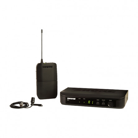 Shure BLX14/CVLLavalier Wireless System with CVL Lavalier Microphone