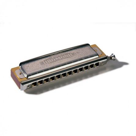 Hohner Super Chromonica M27001 Harmonica Key C