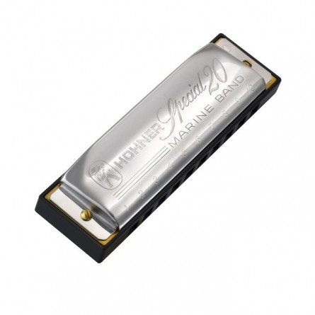 Hohner M560016 Harmonica Special 20 Key C