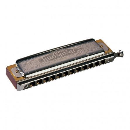 Hohner M28001 Harmonica 64 Chromonica Key C