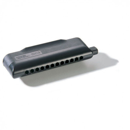 Hohner M754500 Harmonica CX12 Black Key C