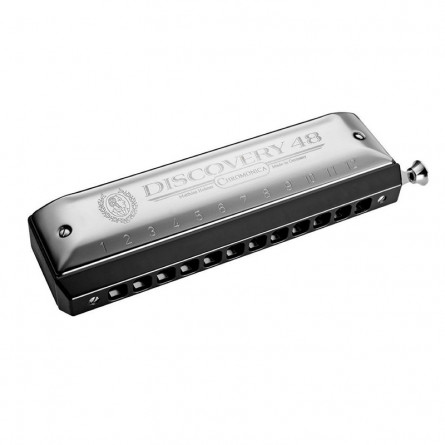 Hohner M754201 Harmonica Discovery 48 Key C