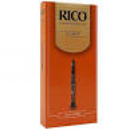 Rico RCR0525 Reserve Bb Clarinet Reeds 2.5 Pack of 5