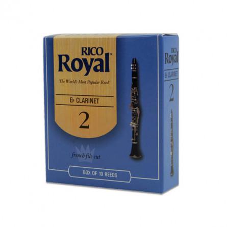 Rico 2 Clarinet Eb Reed