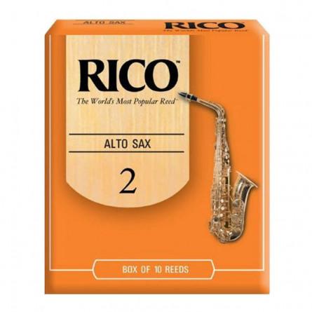 Rico RJA1020 Alto Sax Reed 2