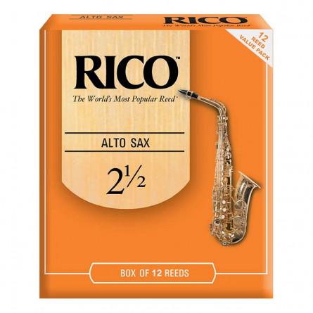 Rico RJA1225 Alto Sax Reed 2.5