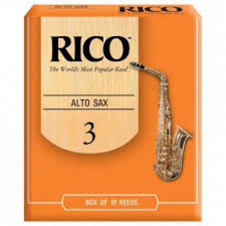Rico RJA1030 Alto Sax Reed 3