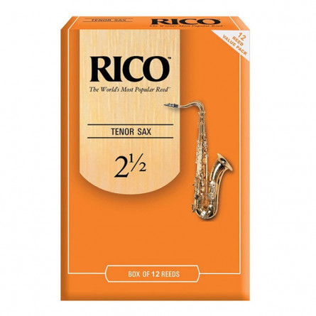 Rico RKA1225 Tenor Sax Reed 2.5