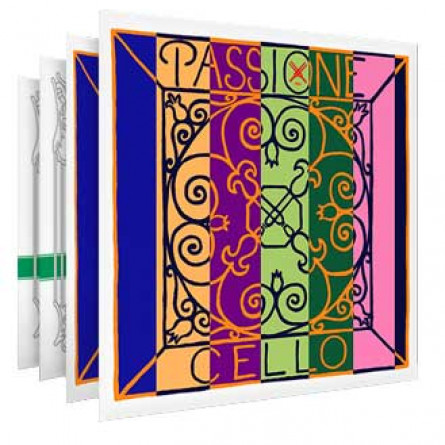 Pirastro Student Passione Chromcor Set 330020 Cello String