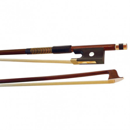 Hidersine 5062A Violin Bow  Brazilwood Octagonal Full Size