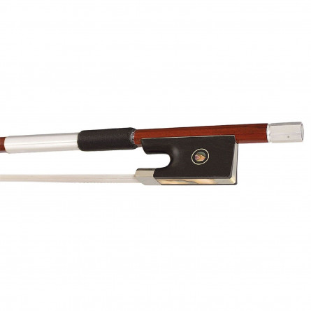 Hidersine R5096A Violin Bow Selected Pernambuco Round Stick Full Size