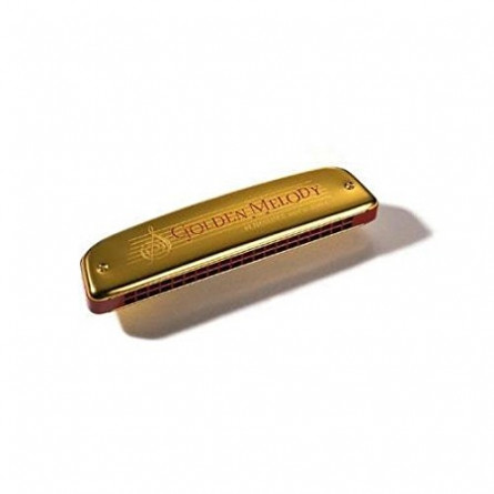 Hohner M2416017 Harmonica 40 Golden Melody Key C