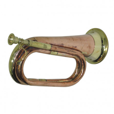 Bugle Brass and Copper 600gms