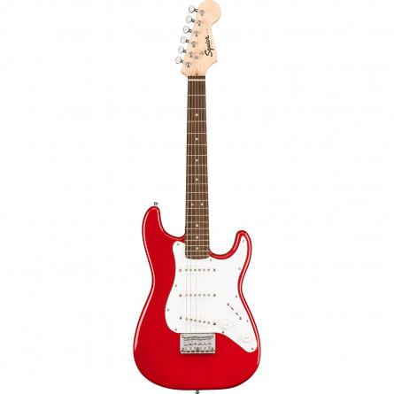 Fender Squier Mini Strat Electric Guitar Laurel Fingerboard Torino Red