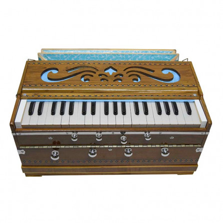 English Keys Harmonium, 39 Keys, Horizontal Reeds